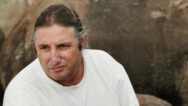 Author Tim Winton.