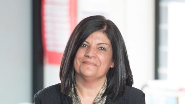 Australian Principals Federation acting president Tina King.
