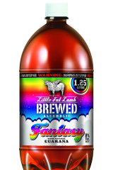 Little Fat Lamb has agreed to change the label on its 'brewed fantasy' cider.