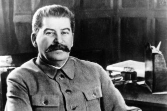 The Soviet leader Joseph Stalin hailed from Georgia and casts a significant shadow on the story in Nino Haratischvili's book.
