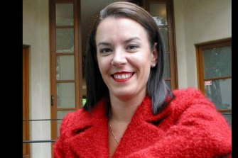 Sydney businesswoman Melissa Caddick is alleged to have been operating a Ponzi scheme.