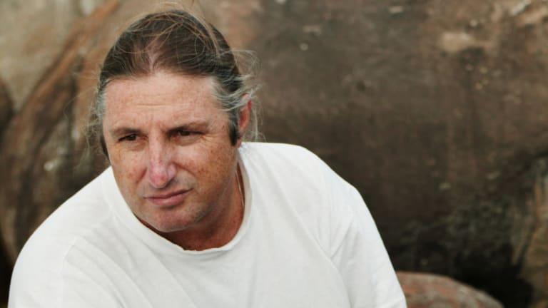 Author Tim Winton.