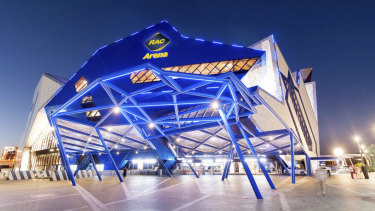 The Perth Arena will be known as RAC Arena.