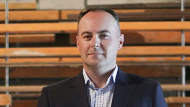 Citadel chief executive Mark McConnell, the technology business that was acquired by private equity firm Pacific Equity Partners last week in a $500 million deal.