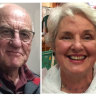 Mystery of missing elderly pair deepens as police explore reports of sightings