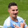 Maclaren's double propels Melbourne City past Adelaide