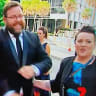 'Not a barbecue': Wedding invite slight led to fallout between Shane Jacobson and manager, court told