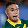 The hardman sell: Taumalolo tempts Holmes to return to Townsville