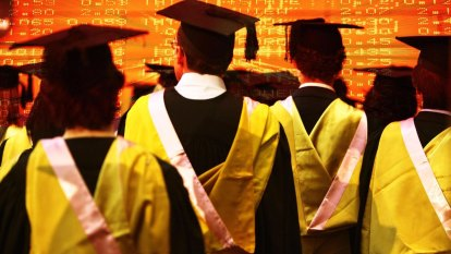 Repaying uni fees for decades: the burden on generation COVID