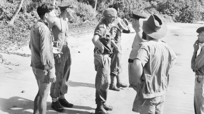 The war hero who removed his own appendix in the jungle