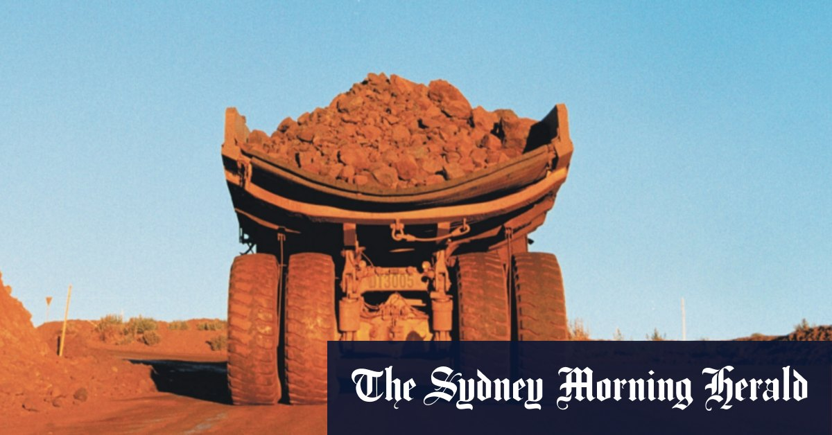 BHP beats dividend record as iron ore exports boom – Sydney Morning Herald