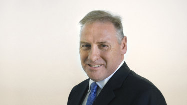 Chief executive of the Australian Information Industry Association, Ron Gauci.