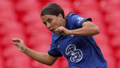 Kerr on target for Chelsea as Women's Super League kicks off in England