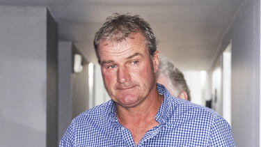 Darren Weir was disqualified for four years after pleading no contest at a Racing Appeals and Disciplinary Board hearing to possessing the jiggers and conduct prejudicial to racing.