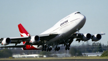 Qantas used the same plane for all evacuation flights, and said it cleaned it for 36 hours after.