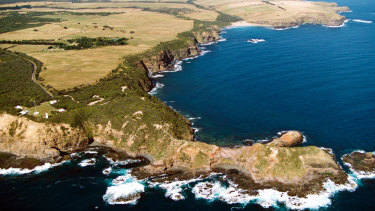 Cape Schanck is a major tourism attraction on the Mornington Peninsula.