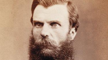 Andrew George Scott, alias Captain Moonlite, c.1879