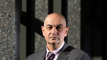 Professor Joe Ibrahim urged the federal government to put resources into aged care homes.