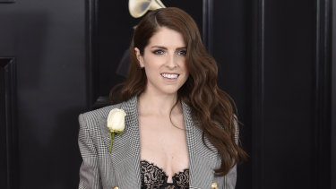 "Anna Kendrick: ""Well, as far as keeping my love life private, it isn't easy, as you are proving right now. But that's just always how it's been for me."""