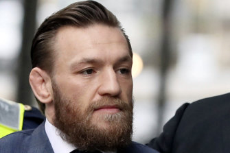 Conor McGregor will return to the octagon in January.