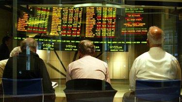 Investors eyeing the ASX board.