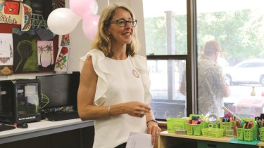 Snow Foundation CEO Georgina Byron said the award was another testament to Canberra's caring community.