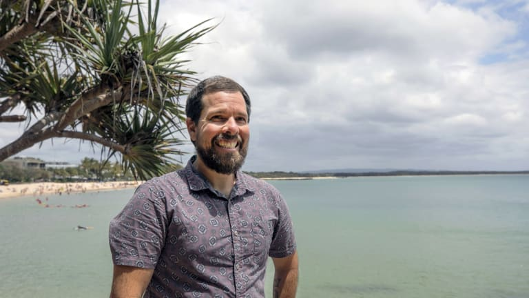 Dr Leon will teach students about the surf culture in Noosa and its benefits to the local economy.