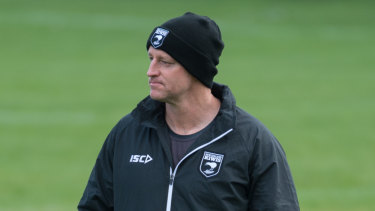 Maguire has been overseeing New Zealand's 2-1 series loss to England.