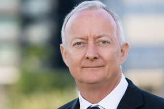 Geoff Grady, chief executive of Aveo Group