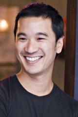 Nam Le, author of On Malouf.