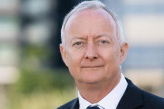 Geoff Grady, chief executive of Aveo Group