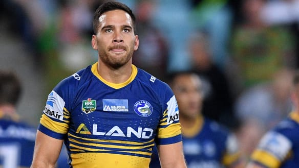 Moving on? Corey Norman's move to the Dragons has hit a stumbling block.