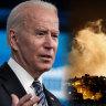 Crisis in Israel ends Joe Biden's White House honeymoon