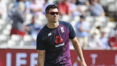 Jimmy Anderson's injury proved a major issue.
