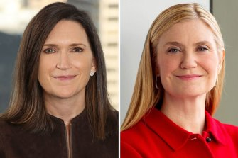 Jennifer Piepszak and Marianne Lake are leading contenders to one day lead JPMorgan. .
