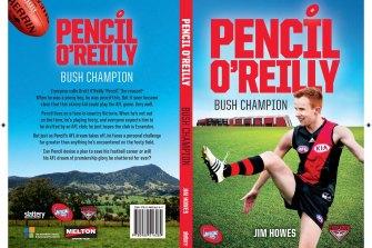 Mason Fletcher on the Pencil O'Reilly cover.