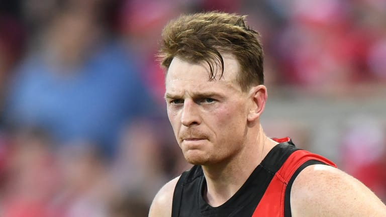 The Saints aren't interested in recruiting Brendon Goddard.