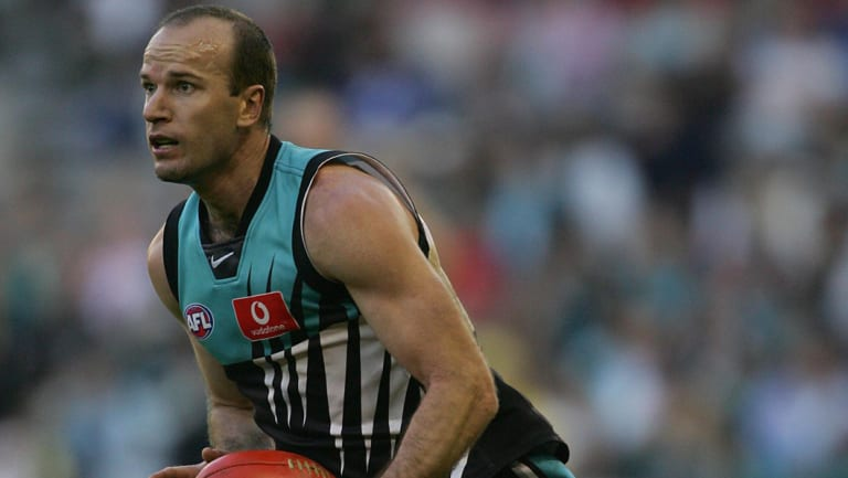 Former Port Adelaide star Josh Francou is believed to want to leave Adelaide.