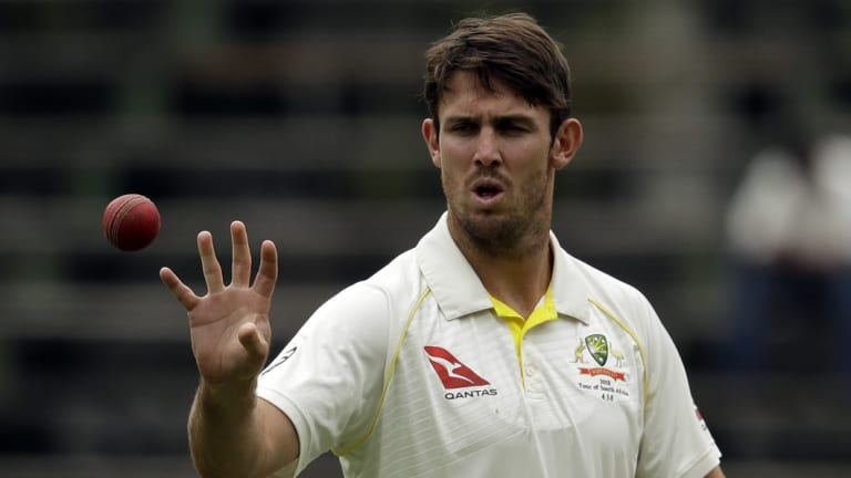 Mitch Marsh is in the selection frame for the Pakistan Test series.