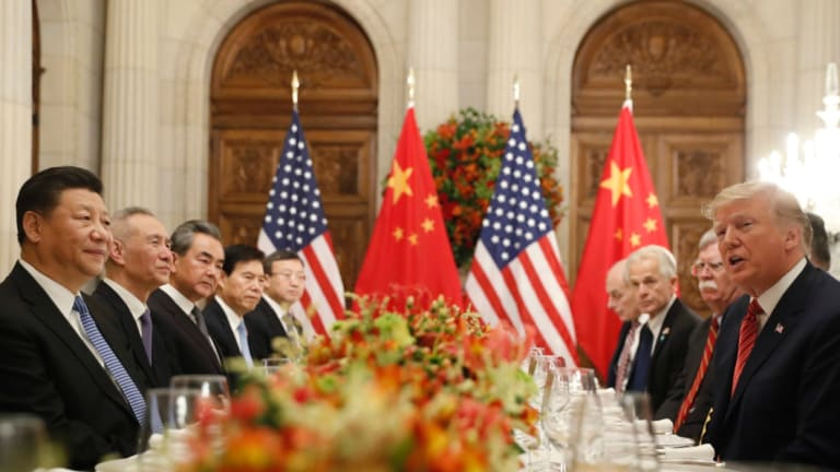 The world is anxiously awaiting the result of trade talks between China and the United States.