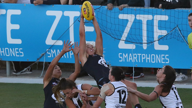 AFLW set to stick with tiered payment structure