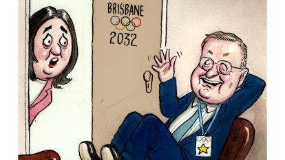 John Coates remains Lord of the Rings