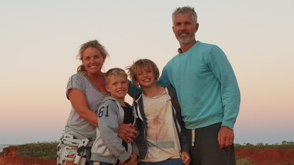 A gap year around Australia changed our family