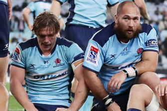 The Waratahs are facing some tough decisions to keep players in 2021.