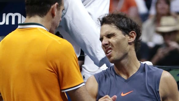 No.1 under threat as Nadal skips Asian swing due to knee injury