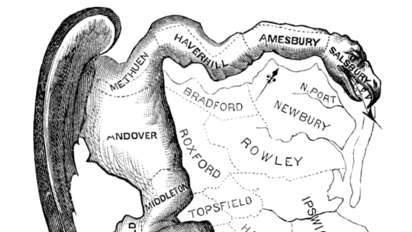 'A cancer on democracy': the battle to end gerrymandering in America