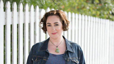 Melissa Ferguson works as a cancer scientist and has just published her first book of feminist, speculative fiction.