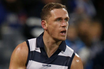 Joel Selwood is likely to return for the Cats in round 10.