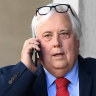 Palmer pledges $400m to reopen collapsed refinery in 2020