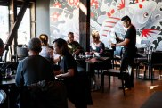 Good Food Terry Durack review at Chuuka. 11th July 2019. Photo: Edwina Pickles.